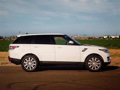 midsize luxury suv comparison 2016 range rover sport