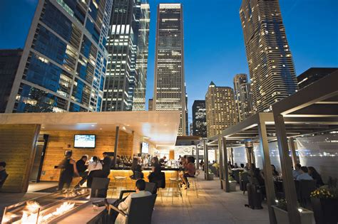 top chicago rooftop bars best rooftop restaurants in chicago for outdoor dining