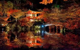 Fall Flower Gardens - lovely japanese garden uhd wallpapers
