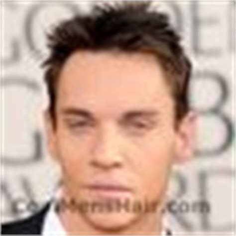 Jonathan Rhys Meyers And His Billy Idol Snarl by Best Spiky Hairstyles For Guys Cool S Hair