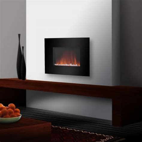 Contemporary Electric Fireplace Contemporary Wall Mount Electric Fireplaces Kvriver