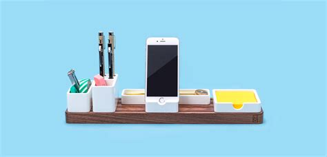 Gather Modular Desk Organizer Imboldn Modular Desk Organizer