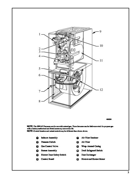 carrier weathermaker 8000 parts diagram carrier furnace carrier furnace owners manual