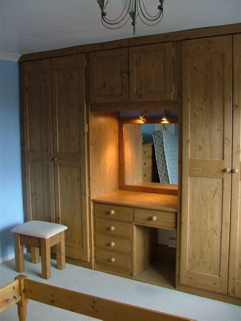 bedroom cupboard designs  dressing table