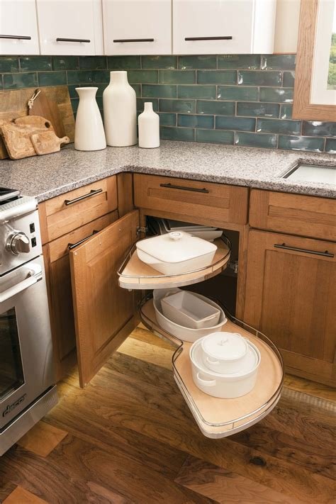kitchen countertop shelf clever ideas pantry space saving