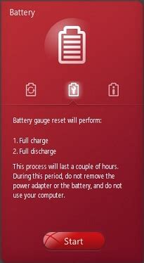 reset laptop battery gauge yoga 13 battery defect lenovo community