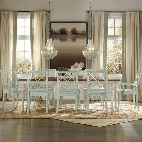Coastal Dining Room Set by Furniture Sunset Point Casual Cottage Coastal 9