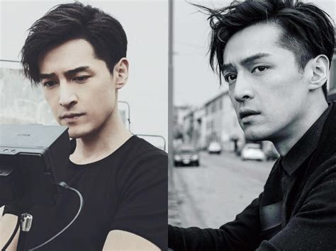 the best hairstyles at age 20 30 40 and older 男人的20 30 40 发型为年龄说话