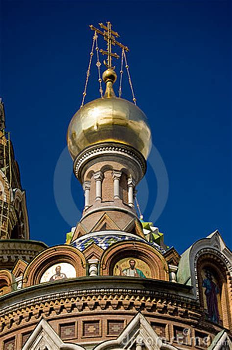 Russian Cupola russian church cupola royalty free stock images image 16036629