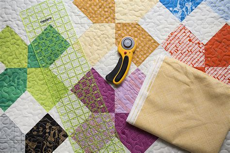 For Binding A Quilt by How To Bind A Quilt Using Fold Binding Weallsew