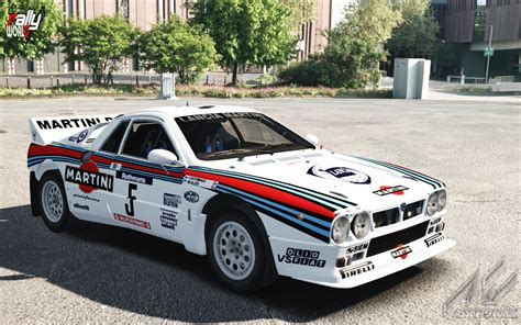 car lancia lancia 037 grb lancia car detail assetto corsa database