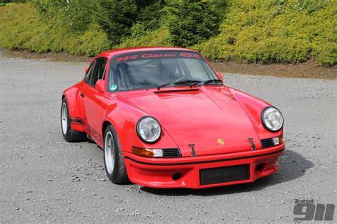 porsche 964 rsr dp motorsport unveils 964 classic rsr kit total 911