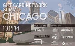 Fifth Group Gift Card - hyatt hotels hosts the fifth gift card network regional summit in chicago illinois on