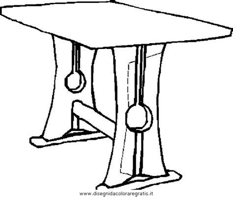 tavolo disegno disegno tavolo tavolino 103 da colorare