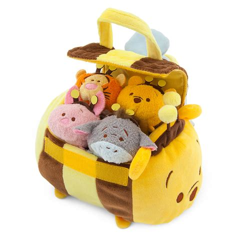 Tas Ufufy Disney Stitch winnie the pooh set and easter tsum tsums released