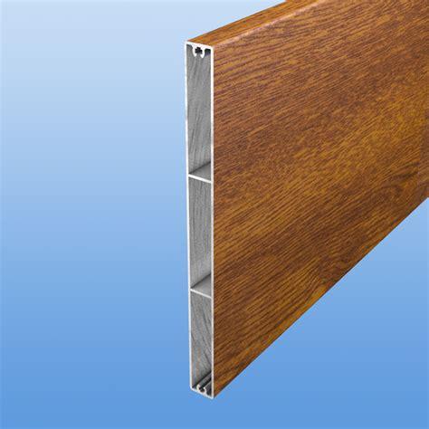 Trespa Platten Holzoptik by Zaunplanke Aus Aluminium 200 Mm Breit In Holzoptik