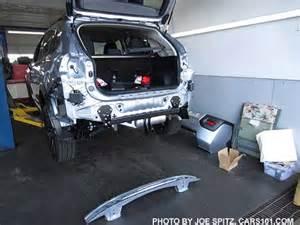 Subaru Factory Subaru 2016 Crosstrek Options And Upgrades Photo Page 4