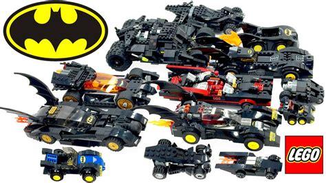 Batman The Lego Batman Collection lego batman batmobile collection