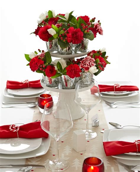 top 10 christmas table decorations ideas homey improvements