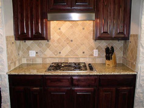 kitchen backsplash travertine travertine tile backsplash pictures okhlites