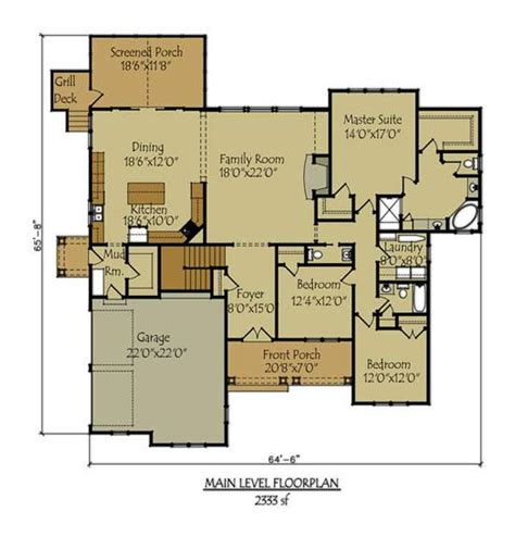 cottage house plans with basement craftsman style lake house plan with walkout basement