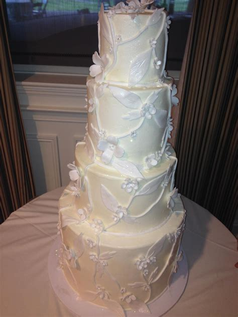 Wedding Cake Quantities by Sweet Wedding Cakes Middletown De