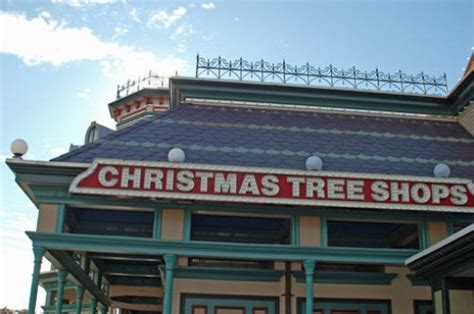 new christmas tree shops locations