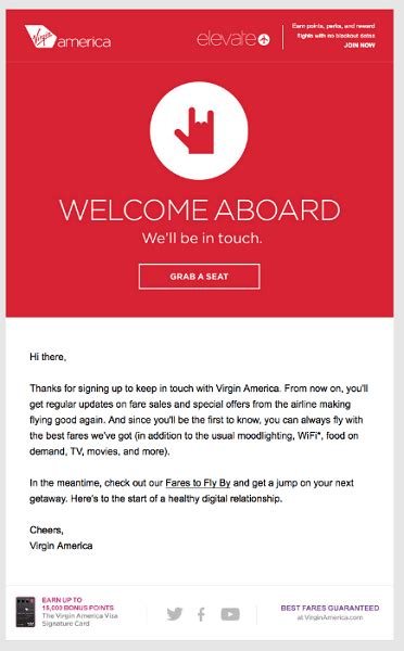 10 Best Welcome Email Templates For Introductory Emails Tricksroad Making Your Business Welcome Email Template Html Free