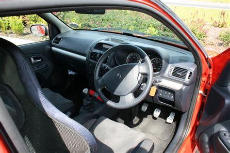 renault sport interior renault clio 182 2003 2005