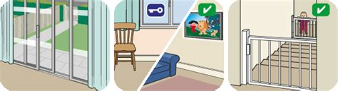 indoor home safety for kids in pictures raising
