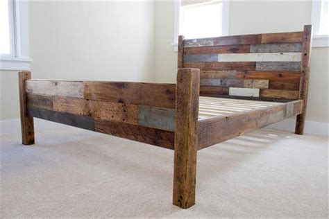 pallet headboard for queen bed pallet and barn wood queen bed 101 pallets