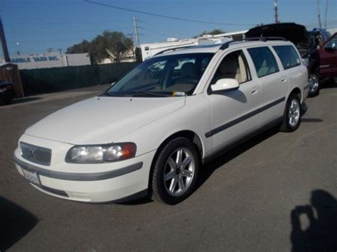 how to sell used cars 2003 volvo v70 spare parts catalogs purchase used 2003 volvo v70 no reserve in orange california united states
