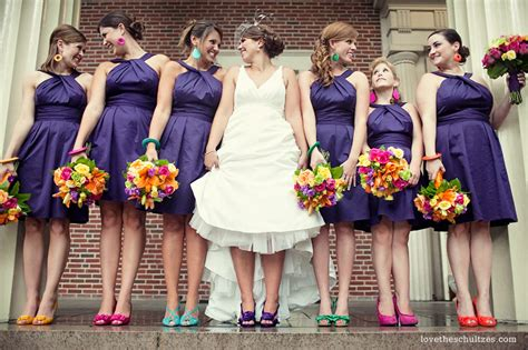 Dress Onde Rainbow inspired by these colored wedding shoes inspired by this