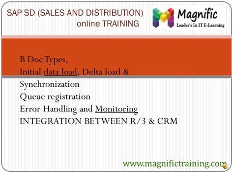 sap tutorial sales and distribution sap sales and distribution sd online training