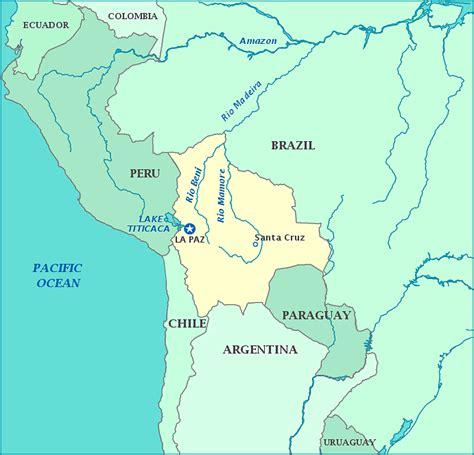 map of bolivia bolivia metro map toursmaps