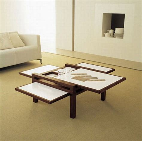 interesting expansible coffee tables freshome
