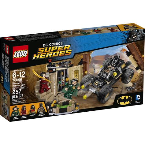 Set Batman by Lego Heroes Arctic Batman Vs Mr Freeze Play Set