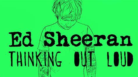 download mp3 ed sheeran thinking out loud free ed sheeran thinking out loud punk goes pop style cover