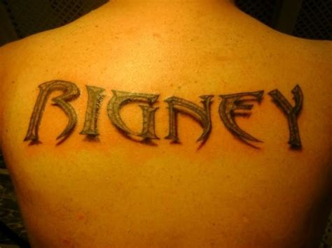 3d tattoo name designs infinity tattoo with names that has unique meaning