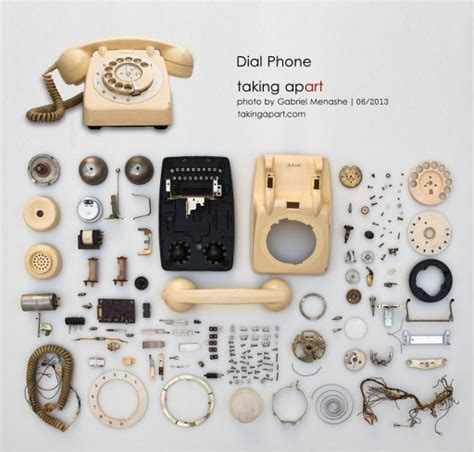Take Appart by Photographs Of Neatly Arranged Dissembled Gadgets