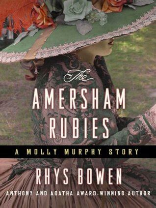 the ghost of past a molly murphy mystery molly murphy mysteries books the amersham rubies molly murphy mysteries 0 5 by rhys