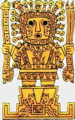 il dio supremo degli incas viracocha