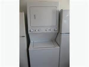 Apartment Size Washer And Dryer Measurements Clean Frigidaire Stacker Set Washer And Dryer
