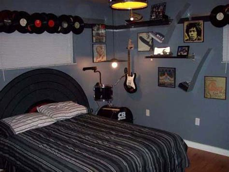 themes music com music theme room with pictures drum electric guitar and