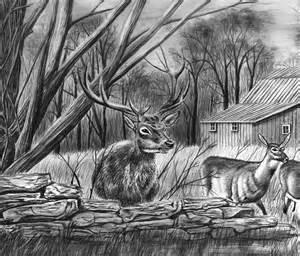 Deer Template by 25 Free Deer Drawings Designs Free Premium Templates