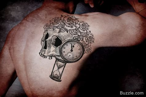 pocket watch tattoo meaning ideas for a stunning pocket design and its