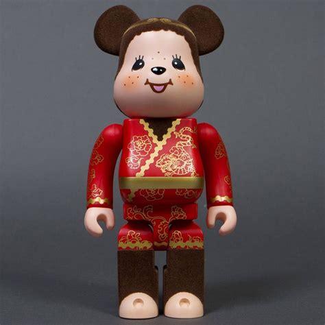 400 Brown Bea Rbrick medicom monchhichi songoku 400 bearbrick figure brown