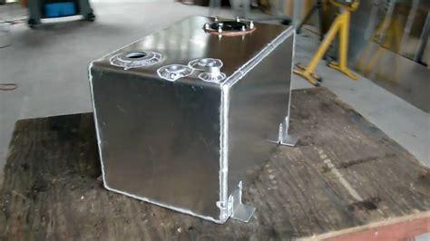 boat gas tank fabrication 11 gallon aluminum tank boydwelding youtube