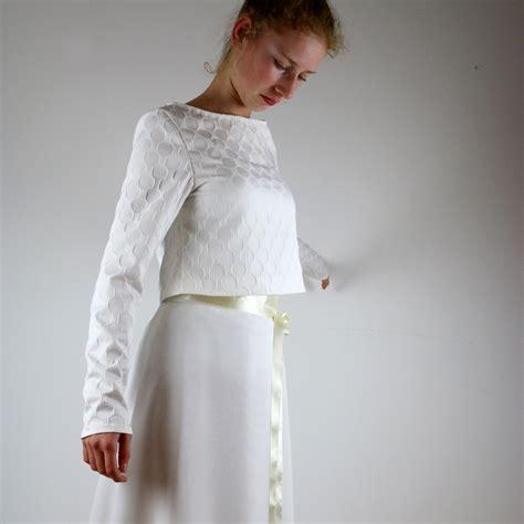 braut pullover ivory mode aus m 252 nchen handmade fashion