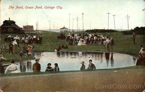 cottage city md the pond park cottage city md